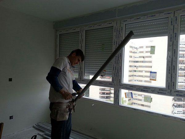Ventanas de aluminio en Ciudad Real o PVC