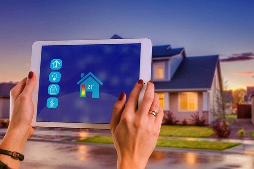 Casa Inteligente, Casa, Tecnología