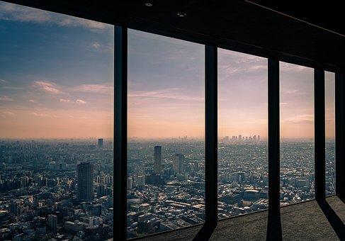 Shibuyasky, Shibuya, Tokio, Japón